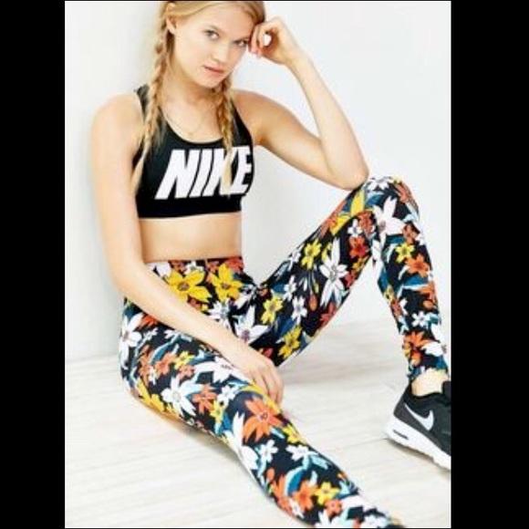 5bd8ff0ab6123d Nike Pants   Legasee Hawaii Print Xs   Poshmark