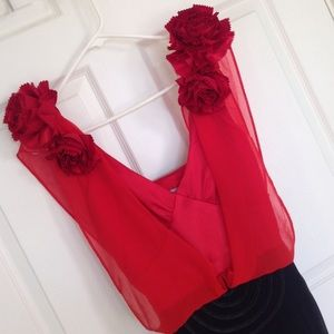 ASOS Dresses & Skirts - Red party dress to impress!