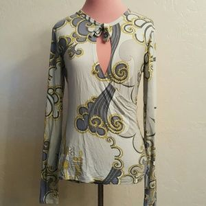 Emilio Pucci Tops - SALE Emilio Pucci Firenze top EUC ❌PRICE IS FIRM❌