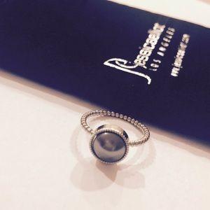Jessica Elliot Jewelry - Jessica Elliot Swarovski Pearl Ring