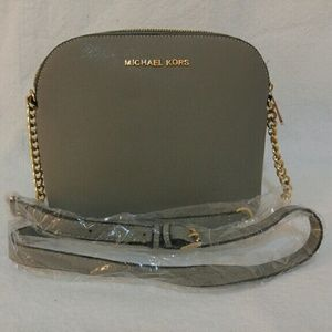 Handbags - Gray crossbody