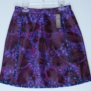 J.Crew floral embroidered skirt! 