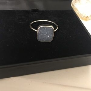 Sterling Silver Swarovski Ring Ava Ro New💍 9 From