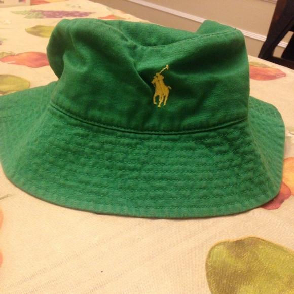 df17eac89df64 Authentic Ralph Lauren bucket hat (boys). M 57e665b6981829c933005abd