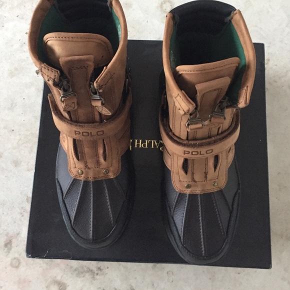 wholesale dealer f4faf eb914 Polo Boots size 6.5 men