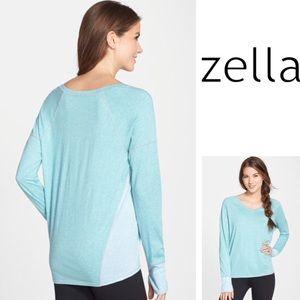 Zella Tops - NEW!  Zella Salutation long sleeve tee