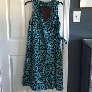 Gorgeous wraparound dress