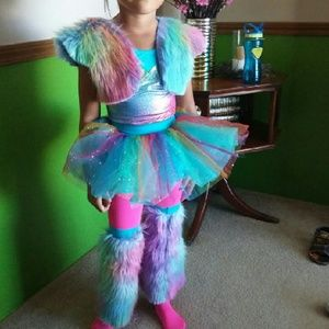 Other - GIRLS HAPPY MONSTER COSTUME SZ 5