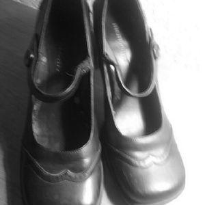 Slip-on maryjane shoes