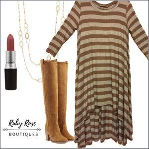 Peach Love California Dresses & Skirts - Peach Love tunic dress