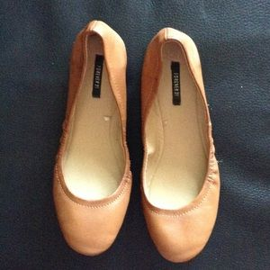Forever 21 Shoes - Forever 21 Brown Flats