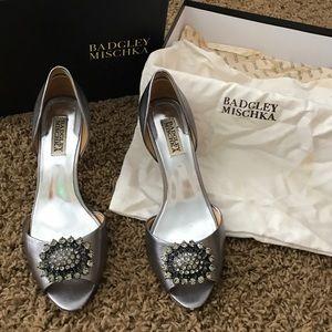 Badgley mischka LACIE heel