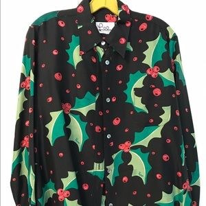 Lilly Pulitzer Holiday Blouse