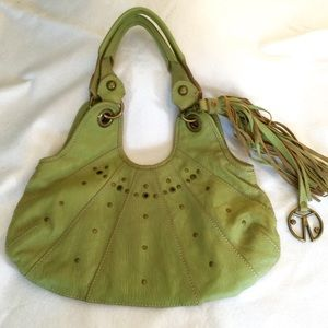 Leather Handbag Coccinelle hODB4