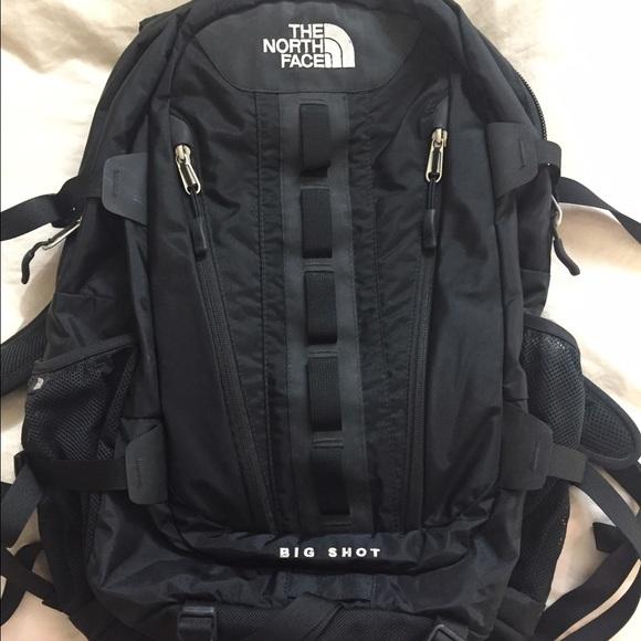 a5468dce0 Big Shot North Face Backpack