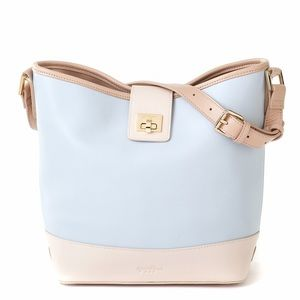 Spartina 449 Handbags - NWT Boutique Dove Blue Turn-Key Bucket Spartina449