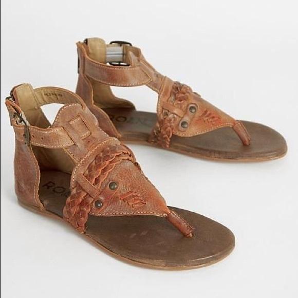 62% off bed stu shoes - roanbed•stu clover braided sandals