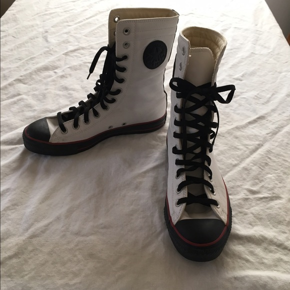 Converse Shoes - Converse X Hi Leather All Star aeae641f8