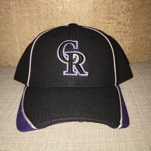 pretty nice 00cef 07e2c Colorado Rockies - New Era Spring Training Hat