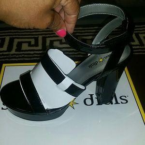 Seven Dials Shoes - Platform heels