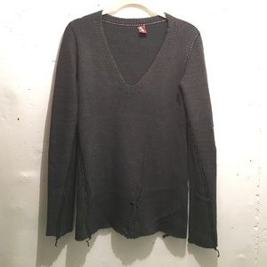Dondup Sweaters - Dondup Drop-needle Sweater
