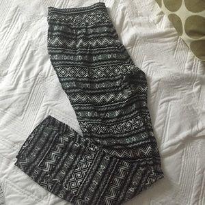 H&M Pants - Aztec Pants