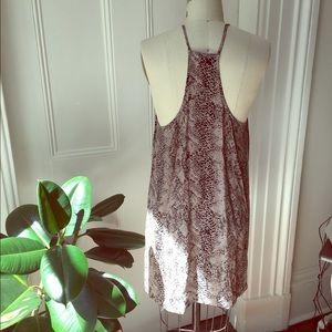 Joie Slip Dress $100% Silk. Size S