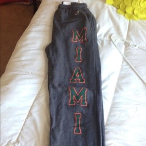 Champion Miami sweats!