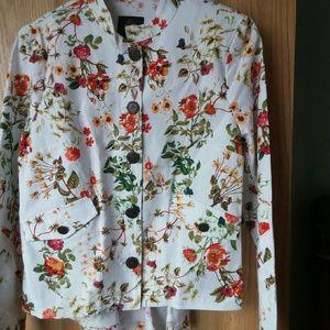 Jackets & Blazers - Floral Blazer NWT!