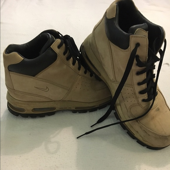 Nike Shoes | Mens Nike Air Work Boots