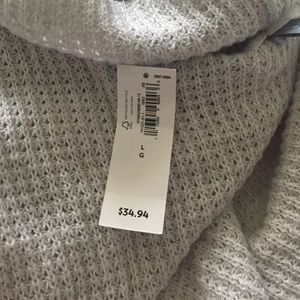Old Navy Sweaters - NWT! Cozy Cowl Sweater