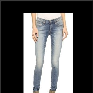 Rag and Bone Skinny in Surf