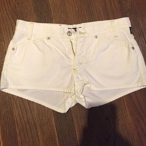 versace jeans coture Shorts - Versace jeans couture. Cute white shorts.