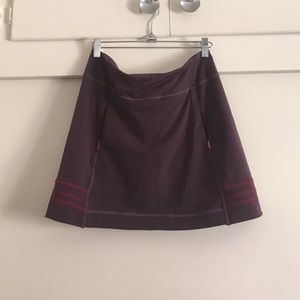 Cold weather skirt