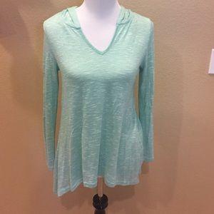 Rue 21 oversized sweater mint green S
