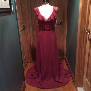 jim hjelm Dresses & Skirts - jim hjelm bridesmaid dress 5822