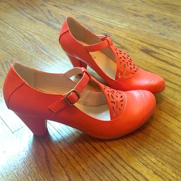 Chelsea Crew Shoes   Souffle Mary Jane   Poshmark