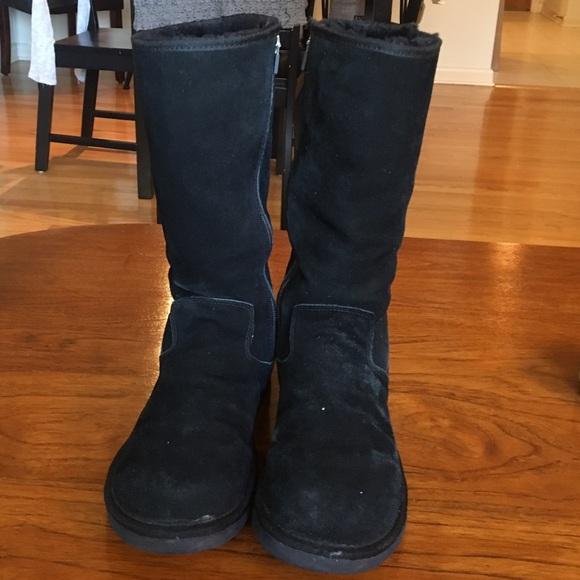 40354d14824 Ugg tall black Sumner boots, size 10