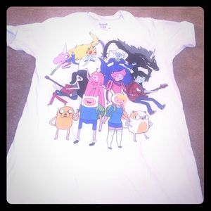 Adventure Time Other - Adventure Time Group T-Shirt