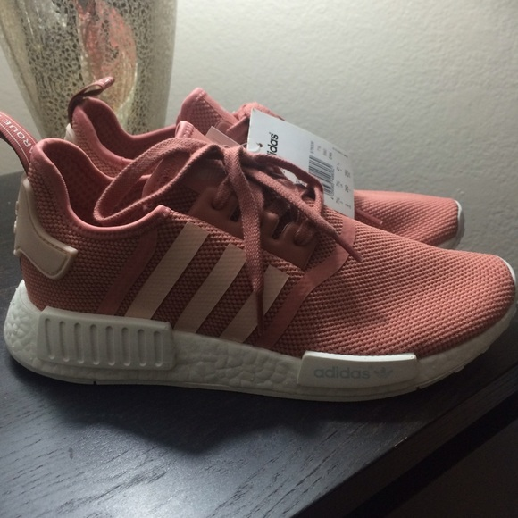 The Latest adidas NMD Primeknit Releases in 'Salmon Pink' Glitch