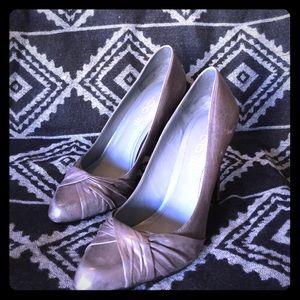 Aldo Grey Women's Heels