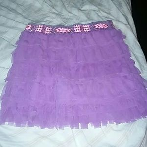 Justice Other - Justice Skirt size 14