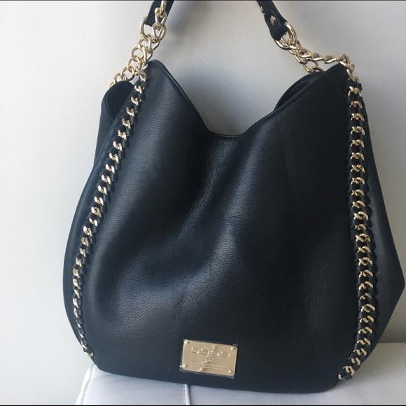 41 Off Bebe Handbags 💕nwt Bebe Colette Triple Entry