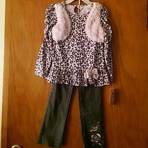 Nannette Other - Two Piece Top and Pants Set nwt