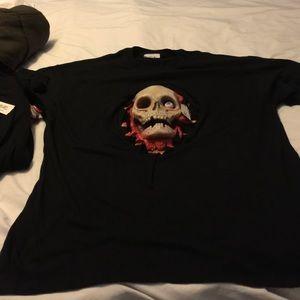 Halloween one of a kind tee shirt