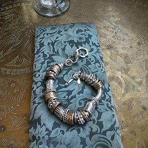Premier Designs Jewelry - Premier Designs mixed metal bracelet