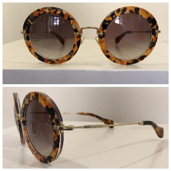 2e7a30acf02a ... Prada round frame sunglasses. M 57e70aef522b45457f0145ad. Other  Accessories ...