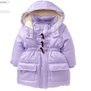 Old Navy Other - New Old Navy Hooded Frost Free Toggle Coat - 2T