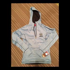 Colosseum Tops - Tarheels hoodie