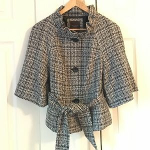 NWT The Limited tweed light jacket